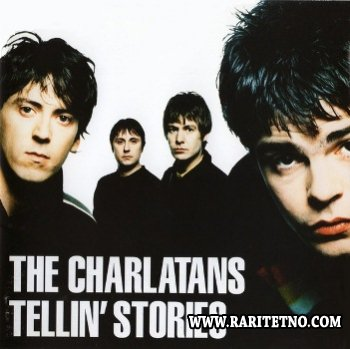 The Charlatans UK - Tellin' Stories (US Edition) 1997