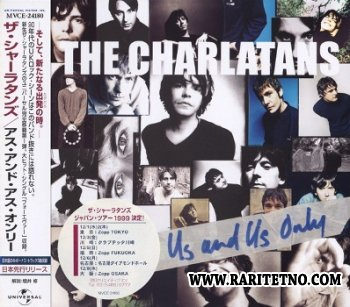 The Charlatans UK - Us and Us Only (Japanese Edition) 1999