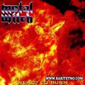 Metal Witch - Ready To Burn (EP) (Demo) 2002