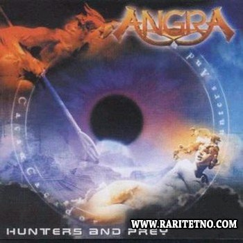Angra - Hunters And Prey 2002