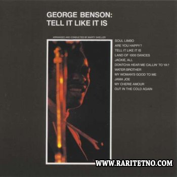 George Benson - Tell It Like It Is 1969