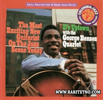 George Benson - It's Uptown With The George Benson Quartet 1966