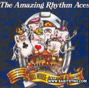 The Amazing Rhythm Aces - Full House - Aces High 1979 (Lossless+MP3)