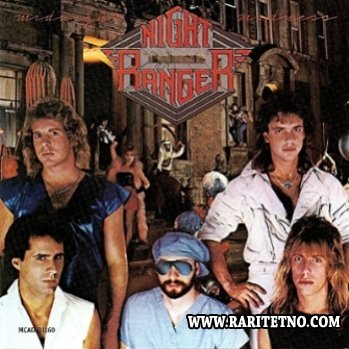 Night Ranger - Midnight Madness 1983
