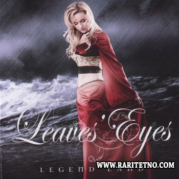 Leaves' Eyes - Legend Land (EP) 2006