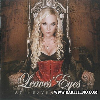 Leaves' Eyes - At Heaven's End (EP) 2010