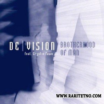 De/Vision - Brotherhood Of Man (EP) 2012