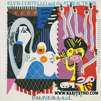 Elvis Costello & The Attractions - Imperial Bedroom 1982