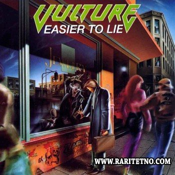 Vulture - Easier To Lie 1993