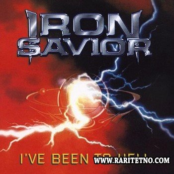 Iron Savior - I've Been To Hell (EP) 2000