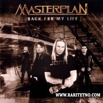 Masterplan - Back For My Life (EP) 2004