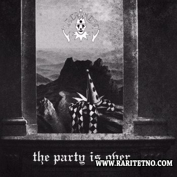 Lacrimosa-The Party Is Over (EP) 2005