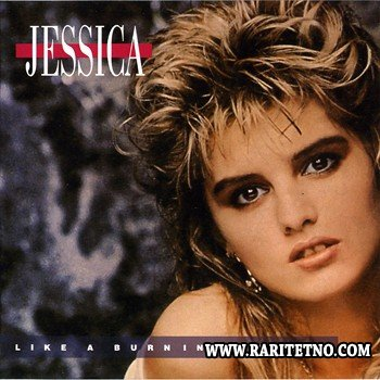 Jessica - Like A Burning Star (The Best Of Jessica) 1989