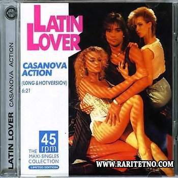 Latin Lover - Casanova Action 2007