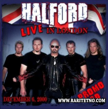 Halford - Live in London 2000 - 2012