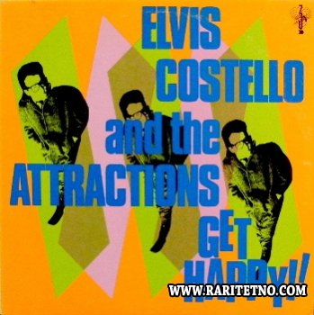 Elvis Costello & The Attractions - Get Happy !! 1980