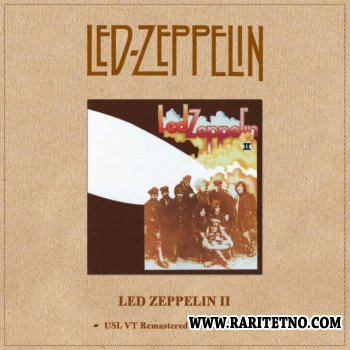 Led Zeppelin - Led Zeppelin II 1969