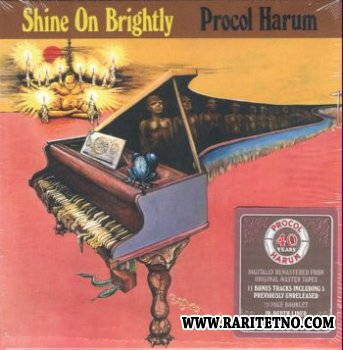 Procol Harum - Shine On Brightly 1968 (Lossless+MP3)
