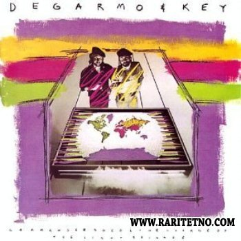DeGarmo & Key - Commander Sozo & the Charge of the Light Brigade 1985
