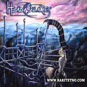 Headquakes - Headquakes (Demo) (EP) 2007