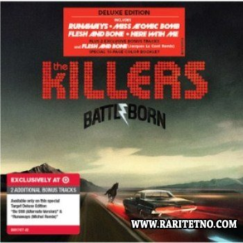 The Killers - Battle Born (Target Deluxe Edition) 2012