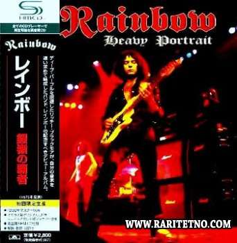 Rainbow - Heavy Portrait (Japanese Limited Edition) 2012
