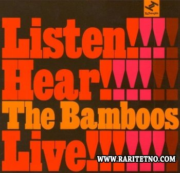 The Bamboos - Listen!!! Hear!!!! Live!!!!!! 2008