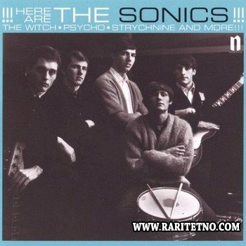 �he Sonics - Here Are The Sonics 1965