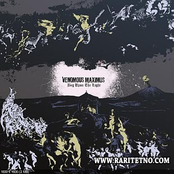 Venomous Maximus - Beg Upon The Light 2012