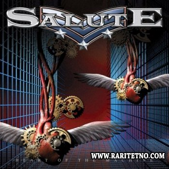 Salute - Heart Of The Machine 2010 (Lossless)