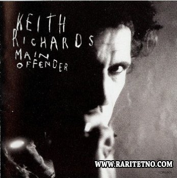 Keith Richards - Main Offender 1992