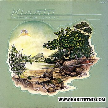 Klaatu - Endangered Species 1980 (Lossless+MP3)