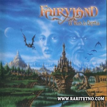 Fairyland - Of Wars In Osyrhia 2003 (Lossless+MP3)