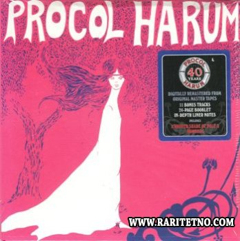 Procol Harum - Procol Harum 1968 (Lossless)