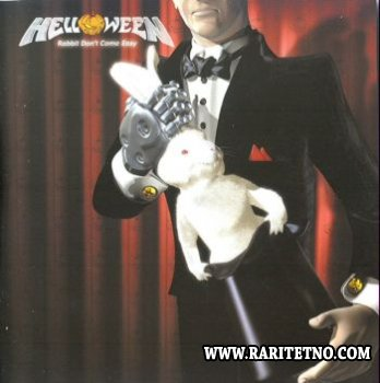 Helloween - Rabbit Don't Come Easy 2003 (Lossless+MP3)