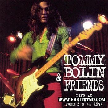 Tommy Bolin - Live at Ebbets Field 1974