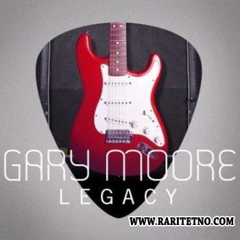 Gary Moore - Legacy [2CD compilation] 2012