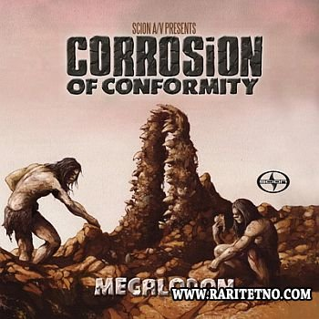 Corrosion of Conformity - Megalodon (EP) 2012