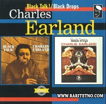 Charles Earland - Black Talk! & Black Drops 1969, 1970 (Lossless+MP3)