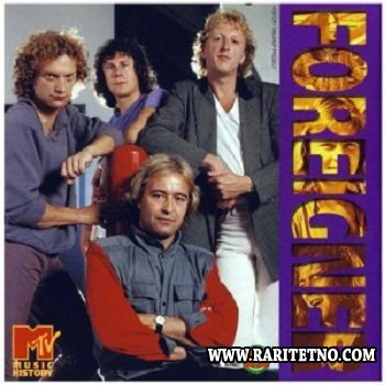 Foreigner - MTV Music History (2 CD) 2001 (Lossless)
