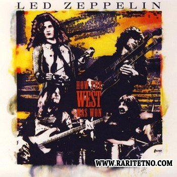 Led Zeppelin - How The West Was Won 2003