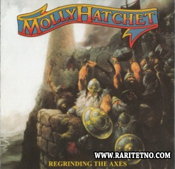 Molly Hatchet - Regrinding The Axes (Lossless) 2012