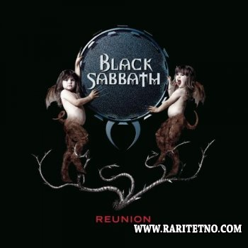 Black Sabbath - Reunion 1998