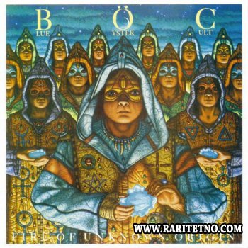 Blue Oyster Cult - Fire Of Unknown Origin 1981 (Remaster 2012) (Lossless+MP3)