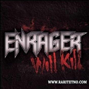 Enrager - Will Kill (EP) 2012