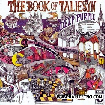 Deep Purple - The Book �f Taliesyn 1968