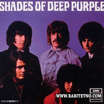 Deep Purple - Shades оf Deep Purple 1968
