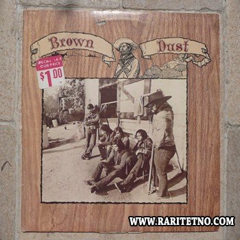 Brown Dust - Brown Dust 1972