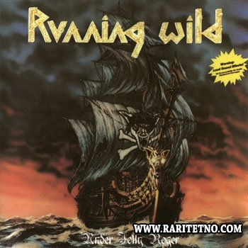 Running Wild - Under Jolly Roger 1987