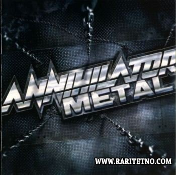 Annihilator - Metal 2007 (2CD)